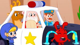Santa Goes to JAIL! | Christmas Stories for Kids | Kids Cartoon | Mila and Morphle