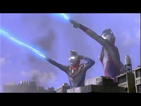 MAD Ultraman Tiga & Dyna MV - Doubt and Trust (Access)