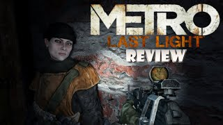 Metro: Last Light Redux (Switch) Review (Video Game Video Review)