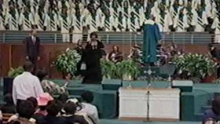 "Albertina Walker Singing ""Even Me"" on Bishop Leonard Scott"