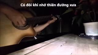 Phố mùa đông  - Guitar solo