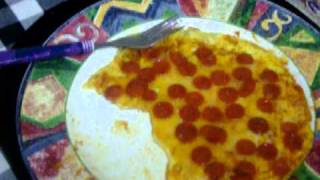Pizza Topped Scrambled Egg