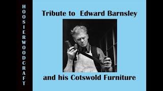 Edward Barnsley's Cotswold Furniture