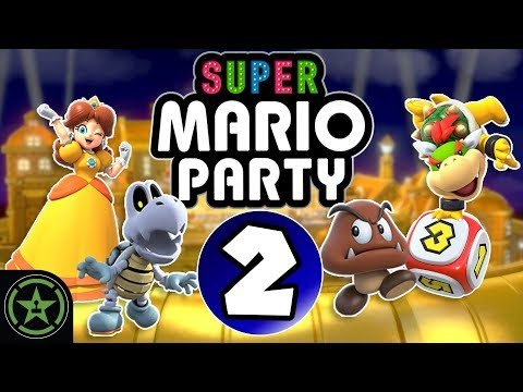 Kamek's Tantalizing Tower - Super Mario Party (PART 2) | Let's Play