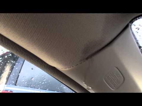 1998 Honda Accord Sunroof Leaking Drain Doovi