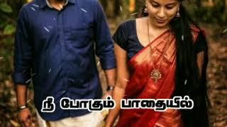 Nee pogum pathaiyil song//Gramathu minnal movie//ilayaraja hits😍😇🥴tamil whatsApp lyrics status in hd