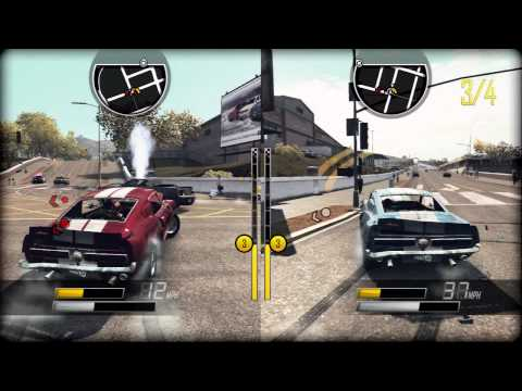 DRIVER San Francisco Multi-Player Drive Through [North America]