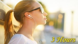 3 Hours Non Stop Instrumental Music for Meditation, Concentration, Focus #Relaxing Music