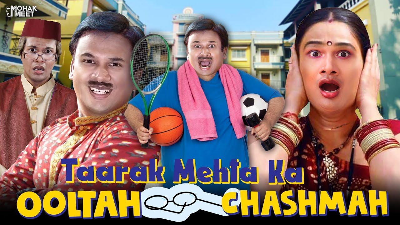 जेठालाल का दांत : TARAK MEHTA KA OOLTAH CHASHMAH SPOOF : FAMILY COMEDY #Funny #BLOOPERS | MOHAK MEET