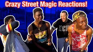 Crazy Street Magic | Funny Reactions!