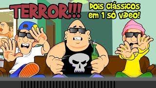 TERROR EM 3D E CDF NA FACUL Dois clássicos de Espinha Fimose