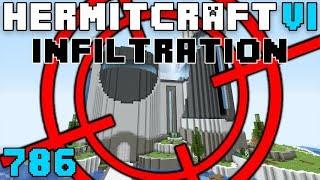 Hermitcraft VI 786 G Team Base Infiltration!
