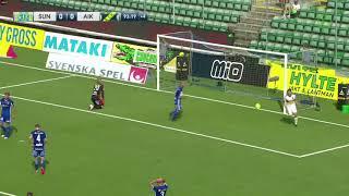 AIK Allsvenskan 2018 - Alla mål (omgång 1-20)