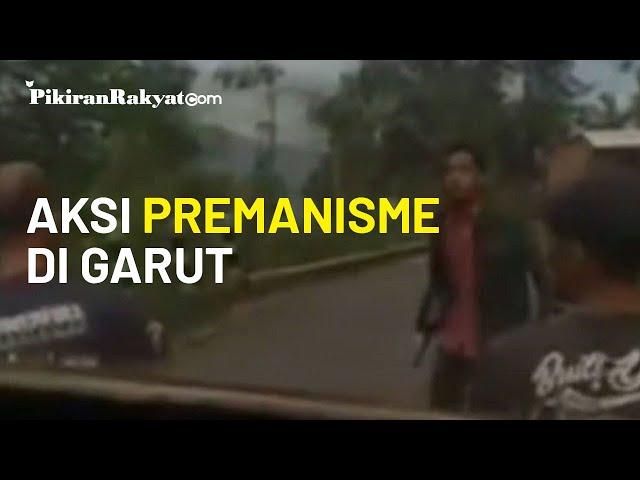 Video Viral di Media Sosial, Aksi Premanisme terhadap Sopir Elf di Garut Jawa Barat