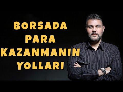 BORSADA PARA KAZANMANIN İPUÇLARI | MURAT MURATOĞLU