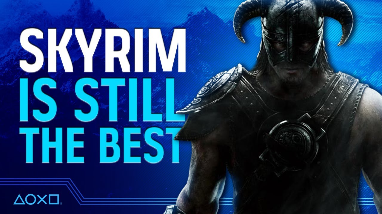 Why Skyrim Is Still My Favourite RPG on PS4 thumbnail
