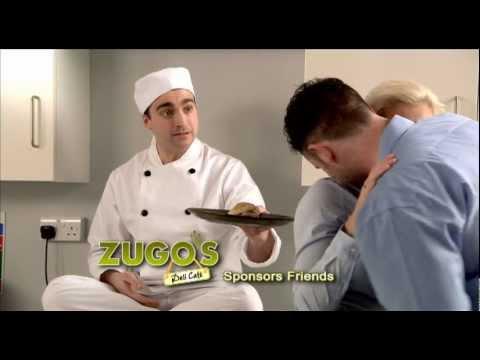 Zugo's Deli Panini sponsors Friends idents - TripleDing BANNED