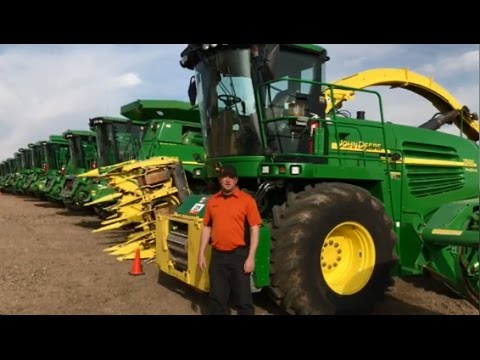 Preview of Scott & Janet Dowling Farm Auction Tomorrow in Draper, SD