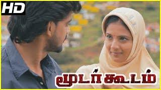 Moodar Koodam full movie scenes | Oviya gets married | Rajaji recollects past | Kannodu Kangal song