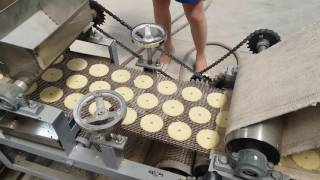 Type 225 biscuit production line video