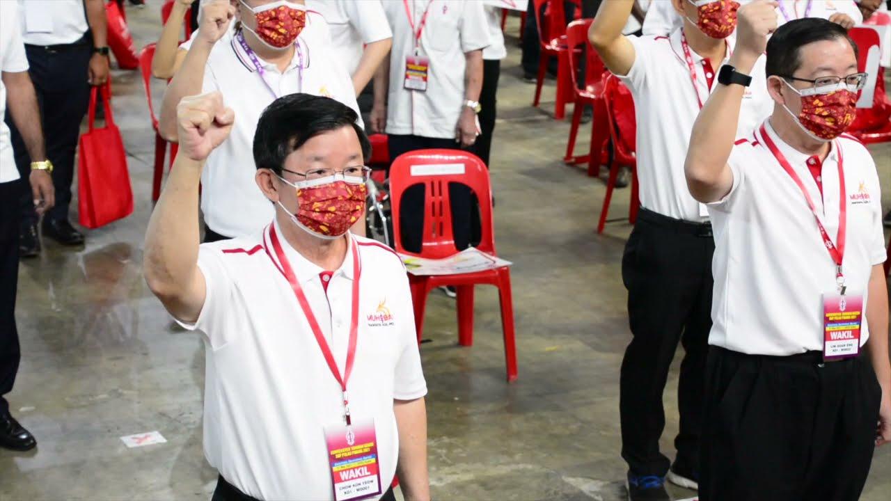 Kon Yeow seru akar umbi parti kukuhkan DAP, jangan ambil mudah sentimen rakyat pada PRU15