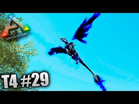 ARK Survival Evolved T4 #29 MODS | UN DRAGON CELESTIAL!!?? WTF!! | XxStratusxX