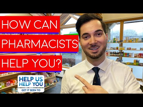 Pharmacist | NHS | What Does A Pharmacist Do