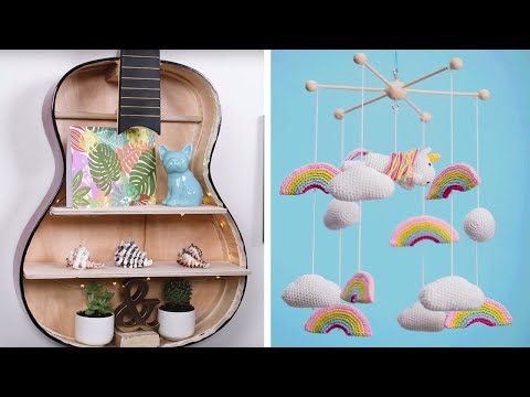 DIY Room Makeover on a Budget!!   Easy and Cheap Home Decoration Ideas & Hacks by Blossom