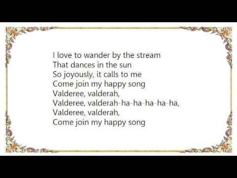 Brave Combo - Happy Wanderer Lyrics
