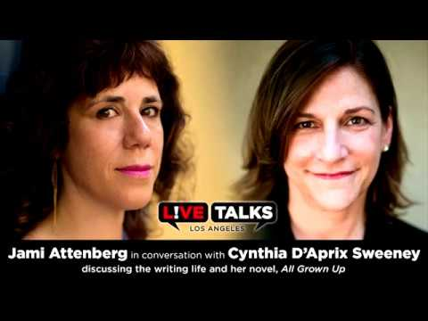 Jami Attenberg in conversation with Cynthia D'Aprix Sweeney
