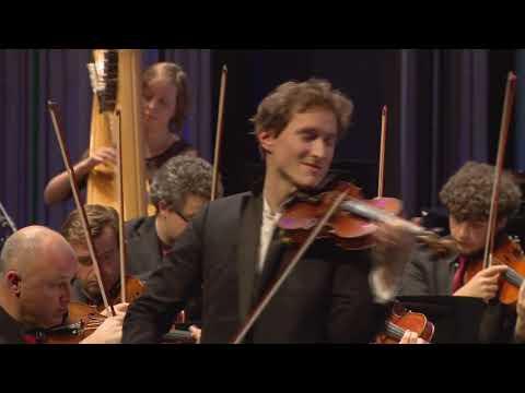 Josef Špaček Plays Lalo's Symphonie Espagnole
