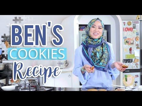 Easy Treat For Kids : Ben's Cookies Recipe   LISA NAMURI (Bahasa Indonesia)