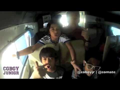 Coboy Junior - What Makes You Beautiful (One Direction) dan Satria Syahren - I Can Believe I Can Fly