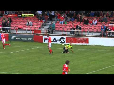 Ebbsfleet United - Forest Green Rovers