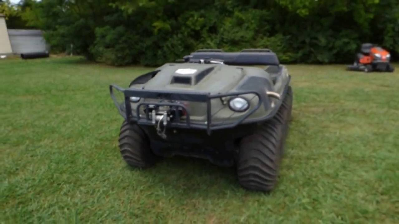 Used Argo 750 HDi 8x8 ATV/UTV - 30 HP Kohler Engine