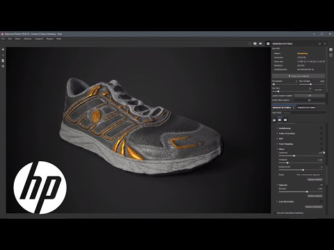Substance By Allegorthimic: The Full Professional 3D Scan Solution | HP Z 3D Camera | HP