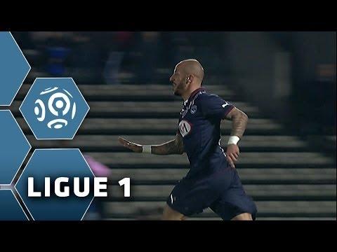 Goal Julien FAUBERT (52') - Girondins de Bordeaux-Evian TG FC (2-1) - 22/02/14 - (FCGB-ETG)