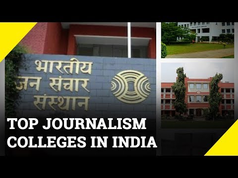 Top 5 Journalism Colleges In India