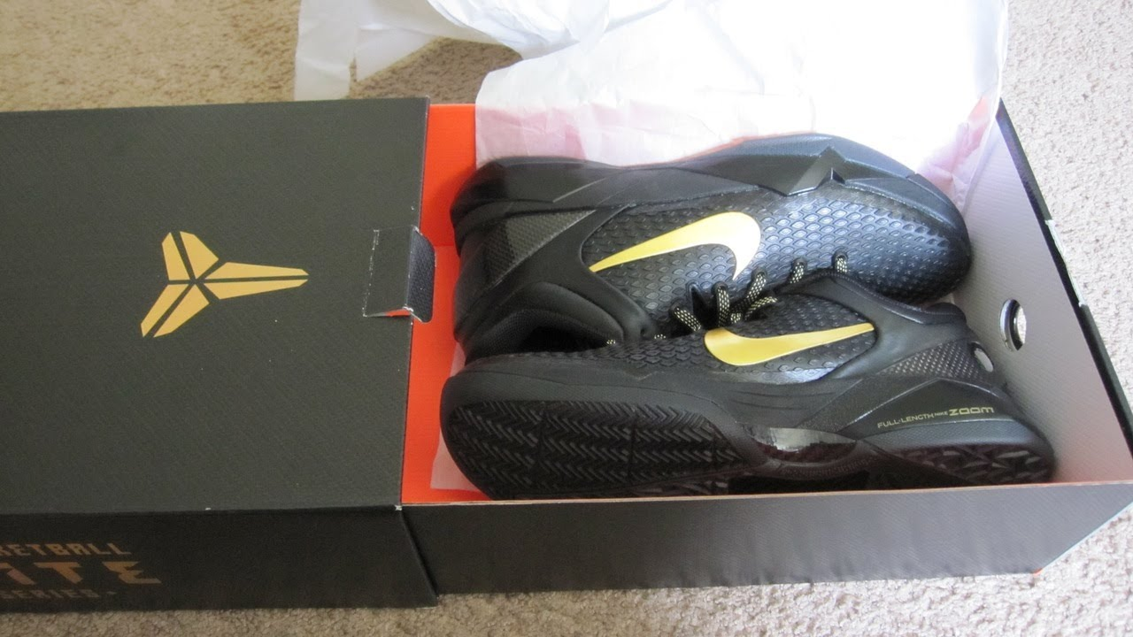 Kobe 7 Elite Unboxing (First Look) - YouTube 0531491f95