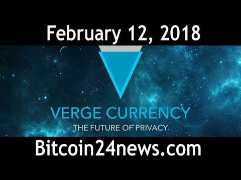 Verge XVG Hovers Around $0.05, but Project Continues to Develop