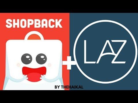 Cara Membeli Menggunakan Shopback + Lazada