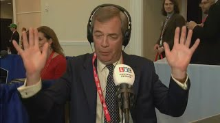 The Nigel Farage Show Live From CPAC: Has Trump done enough? LBC - 22nd February 2018