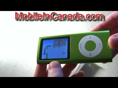 Mp3 Mp4 Player Chromatic Clone ( www.MobileInCanada.com )
