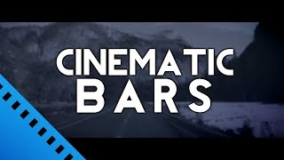Videoediting #tutorials #ev In this video I will teach you how to add black cinematic bars to all yo.