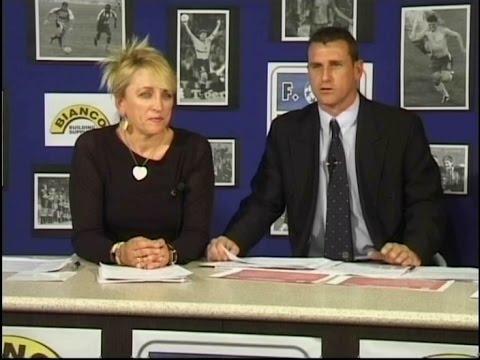 Full On Football Season 1 Show #1 April 12th 2006