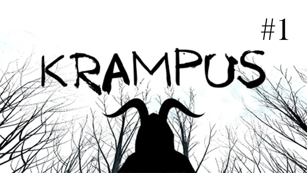 Krampus - Christmas Indie Horror Game #1 - YouTube