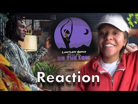 burna-boy---on-the-low-(official-music-video)-|-reaction