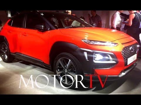 COMPACT SUV : ALL NEW 2018 HYUNDAI KONA WORLD REVEAL