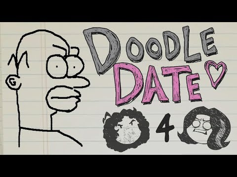 Doodle Date: Daddy Doodles – PART 4 – Game Grumps