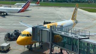 SCOOT   CEBU-SINGAPORE   ECONOMY CLASS   AIRBUS A320-200